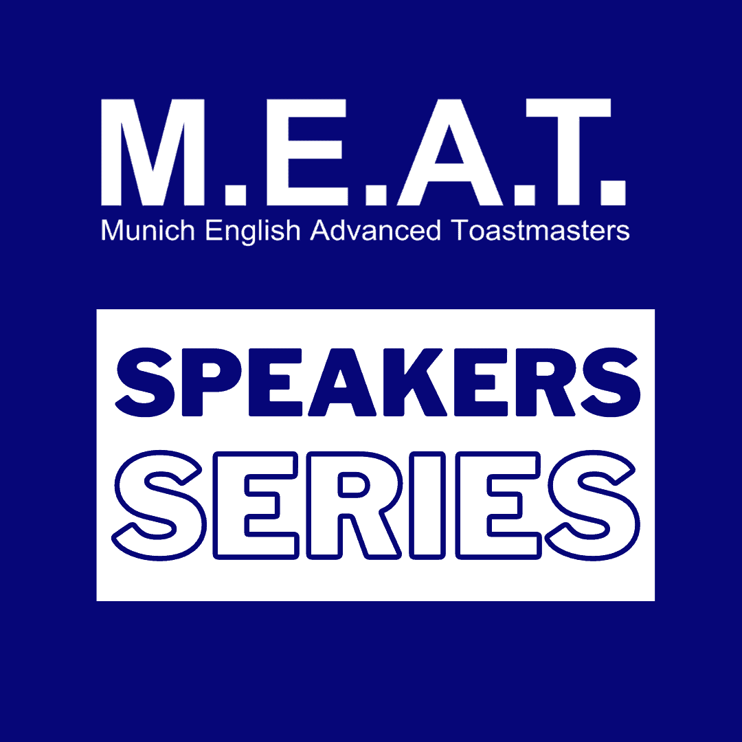 M.E.A.T. - Speakers Series