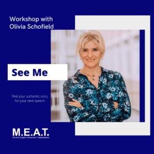Olivia Schofield Workshop See Me